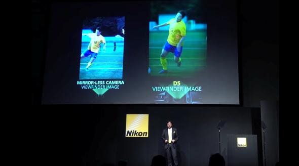 Nikon D5 and D500 Push the Boundaries of DSLR