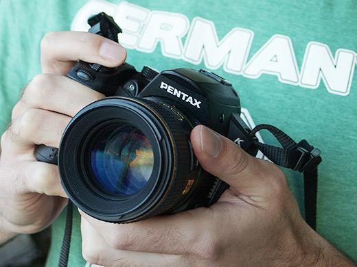 Pentax K 50 инструкция на русском