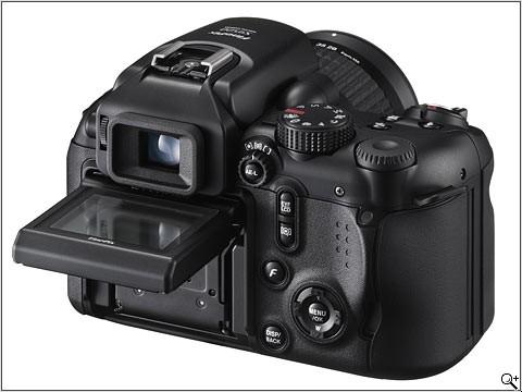 Fujifilm FinePix S9000 Zoom