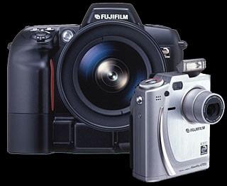 Fuji FinePix 4700 & Pro S1