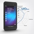 DxOMark Mobile Report: Blackberry Z10