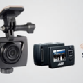 Chinese manufacturer showcases GoPro-like cameras