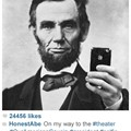 What if historical figures had Instagram?