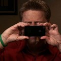 Blind man shows how he uses Instagram