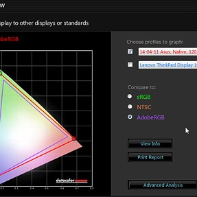 How to calibrate ASUS PA279Q the right way for Adobe RGB?