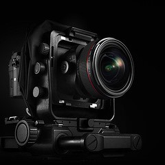 gx680 modification for Sony a7/r cameras - Making Done