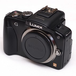 For sale UK Panasonic G3 Body - Cheap