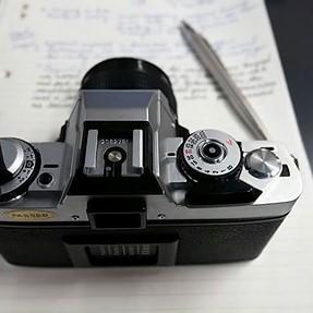 Minolta XG-M 35mm: how to use