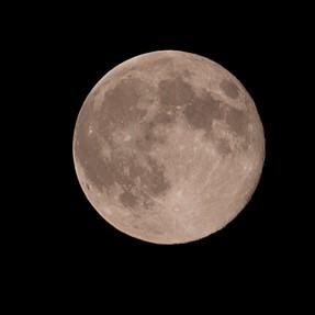 D300 Super Moon