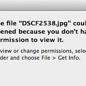 Permissions Issues OSX Mavericks >gaaah<