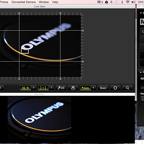 OLYMPUS TETHERING SOFTWARE RELEAESED for EM-1!!!