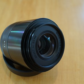 Sigma 60mm e-mount art lens (black)
