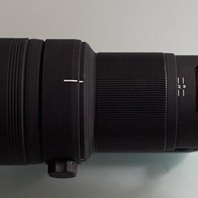 Sigma 500mm f4.5 ex dg apo Pentax K mount