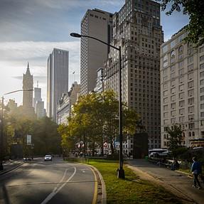Street scenes in New York (Zeiss + Df)