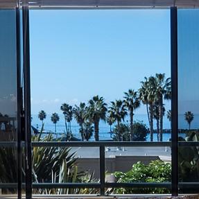 real estate view tele lens?