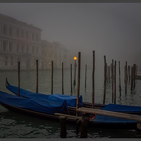 Two venetian shots