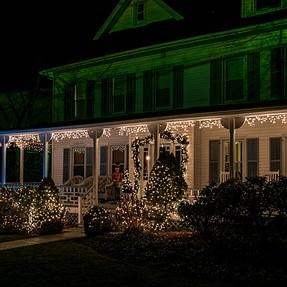 Christmas Lights, D750