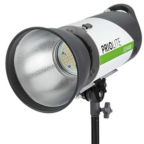 Can a 150w LED Bowen Mount Light replace a Strobe?