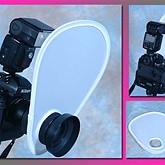 Anyone using the DMKFoto Diffuser for on camera flash?