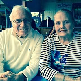 Grandparents 65th Anniversary