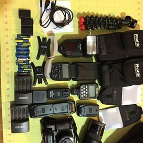 A6000-phottix flash's-grip-batteries-much more.