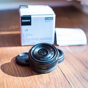 For Sale: Various Sony E-mount lenses