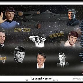Leonard Nemoy RIP