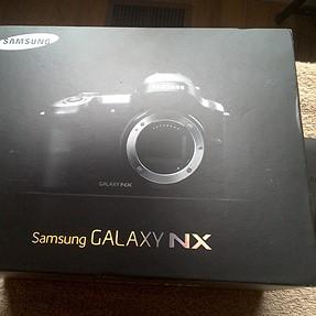 Samsung Galaxy NX for sale