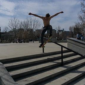 Skatepark Take Two