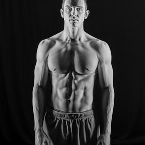 Fitness photo shoot.