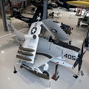 National Museum of Naval Aviation and G1X...