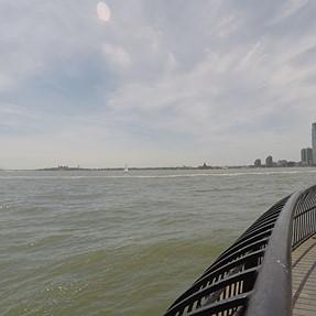 GoPro in Lower Manhattan in 4K
