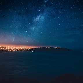 San Francisco Milky Way