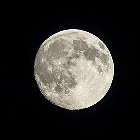 E-M1 + Canon FD300 f4.0L = Moon shot