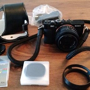 For Sale: Sony RX1 + extras (CAN/USA)