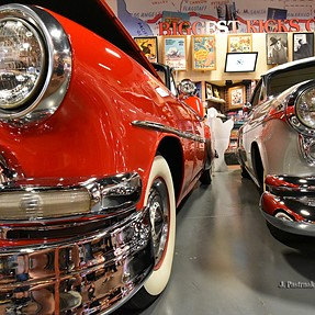 D750 in a car museum. amazing  HIGH ISO tribute