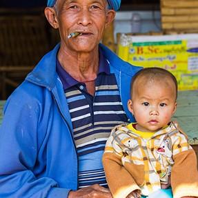 My now older 550 D in Birma-Myanmar