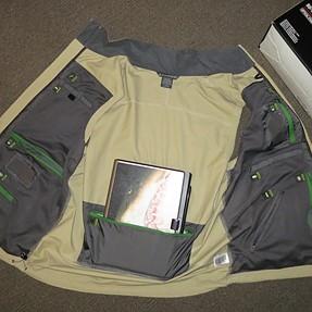 Help me modify my travel vest