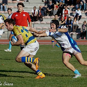 Rugby shots, B series