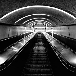 Black & White Pictures....going Underground, and more...