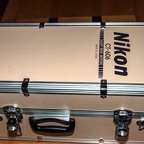 Nikon CT-606 trunk case cover