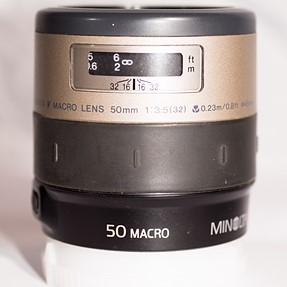Minolta Vectis 50mm Macro , close up's .