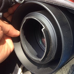 Sigma 150-600 C BROKEN... what to do?
