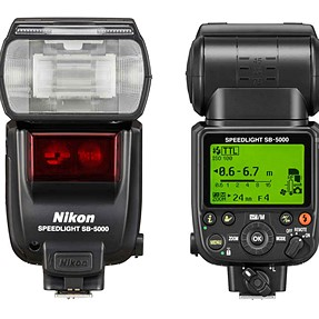 Nikon Adds Built-In Wireless Flash Control With the SB-5000 Speedlight Flash
