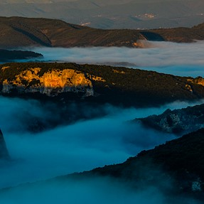 Syrp Genie does some beautiful time lapse sequences from Canyon Ardeche