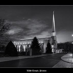 Preston Temple.