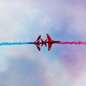 Couple of shots from Weston Air Festival