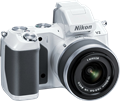 Nikon announces 1 V2 - a more photographer-friendly, 14MP 1 series camera