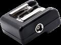 NEX-Proshop creates 'Shadow' ISO hotshoe adapter for NEX