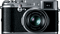 Fujifilm adds further functions with X100 firmware v1.20